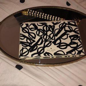 Kate Spade Clutch/ Pencil case